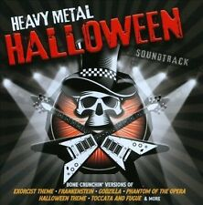 Heavy Metal Halloween by Various Artists (CD, Somerset Group)