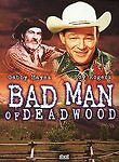 Bad Man of Deadwood (DVD, 2004)