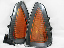 Front Corner Signal Parking Side Marker Light Lamps a Pair Fit 2006 Charger