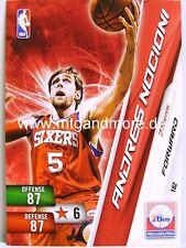 NBA Adrenalyn XL 2011 - Andres Nocioni #182 - 76ers
