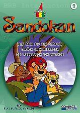 Sandokan vol. 2 ( Kinder-Zeichentrick / Kinderfilm ) DVD NEU OVP