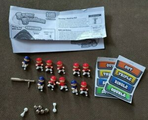 2013 Super Stadium Baseball Game Replacement Part Pieces - See Pictures