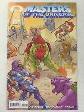 MASTERS UNIVERSE Comic 2002 IMAGE Vol 1 #1 VARIANT Wrap-Around Cvr He-Man MOTU