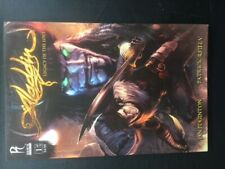 Aladdin Legacy of the Lost Graphic Novel 1 of 3 Radical Comics 2010