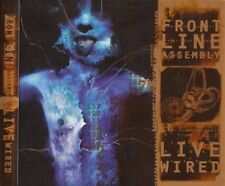 FRONT LINE ASSEMBLY Live Wired 2CD Digipack 1996