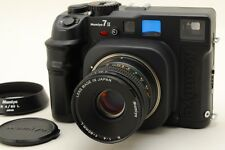 【Near Mint】Mamiya 7 II Medium Format with N 80mm f/4 L lens Kit from Japan 0200N