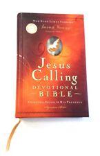 New King James Version Jesus Calling Devotional Bible Sarah Young Inspirational