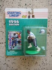 Marshall Faulk 1996 Starting Lineup Indianapolis Colts Action Figure