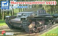 Bronco Models 1:35 Morserzugmittel 35(t) Tank Model Kit