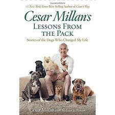 Cesar Millan's Lessons From the Pack by Millan, Cesar | Hardcover Book | 9781426