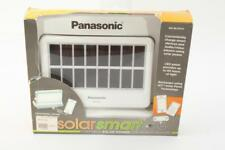 Used Panasonic BG-BL01AA SolarSmart Portable Solar Power for Mobile Devices