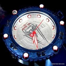 Invicta Marvel Spider Man Subaqua Noma VI 51mm Blue Automatic Limited Watch New