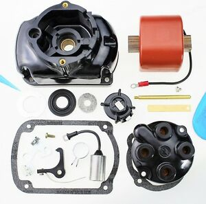 Magneto Kit fits Allis Chalmers G138 G160 Power Unit engine FMJ4B3 J4B3  F06