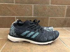 Adidas Adizero Prime Parley Unisex Shoes Carbon-Blue Cloud White DB1252 Size 9.5
