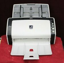 Fujitsu fi-6130 Color Duplex Document Scanner with Usb , Trays No Ac adapter