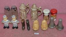 Vintage Salt And Pepper Shakers Lot.