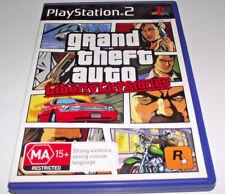 Grand Theft Auto Liberty City Stories PS2 PAL *Manual*