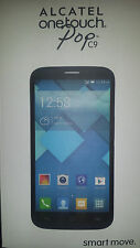Alcatel One Touch Pop C9 Slate Model 7047a Android NEW Unlocked Smartphone