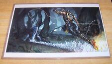 Mortal Kombat Scoripon vs Sub Zero 11X17 Poster