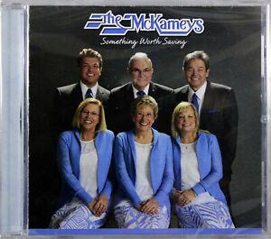 The McKameys Something Worth Saving NEW CD Christian Southern Gospel Music
