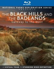 The Black Hills and the Badlands: Gateway to the West [New Blu-ray]