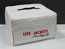 NEW Life Jacket Bag for Preserver Vest Boat Accessory Storage Case # 6 AK1 Type