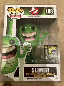 Slimer Pop Vinyl SDCC Glow In the dark