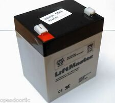 485LM LiftMaster EverCharge Battery Pwr Supply 8550 8360 3850 WD962KEV LW5000EVE