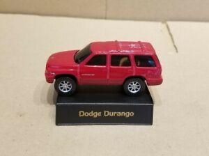 Maisto Dodge Durango, red color 1:64 scale in mint condition