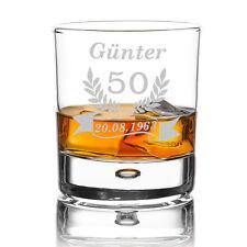 Gravur Quality Whisky Leonardo Whiskyglas inkl