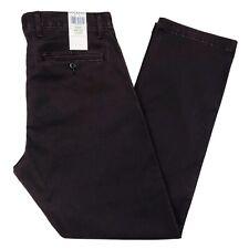 Dockers The Cassé En Slim Fuseau Violet Foncé Chino Pantalon Taille W34 L30