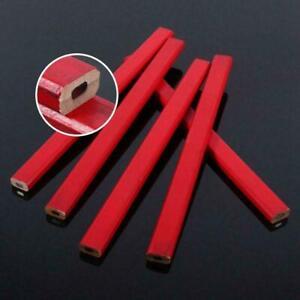 10pc Carpenter Pencil Soft Lead Builders Carpenters Carpentry Marking Wood