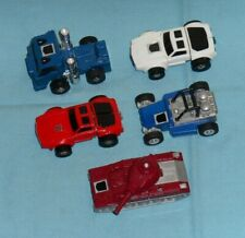 original G1 Transformers minibot lot x5 Windcharger Tailgate Pipes Warpath +++