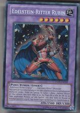 YU-GI-OH Edelstein Ritter Rubin Secret Rare HA05-DE019 STARK!