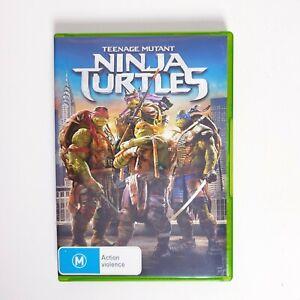 Teenage Mutant Ninja Turtles DVD Region 4 AUS Free Postage - Superhero Action