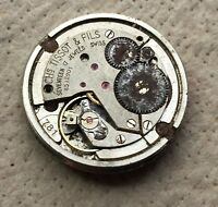 Tissot 781 Filser-Crèche Ne Fonctionne X Parts Vintage Montre Manuel Winding