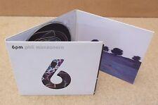 PHIL MANZANERA 6pm 2004 UK SIGNED / AUTOGRAPHED 12-track CD + CoA Brian Eno