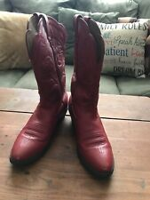 Womens Ariat Boots Size 7.5B