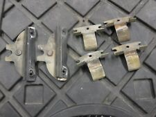 1979 Skidoo Citation 300 twin snowmobile parts: ALL HOOD RESTS- 6 pieces