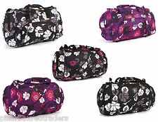 "Womens Holdall Bag Floral Cabin Travel Overnight Maternity Gym 26"" 24"" or 20"""