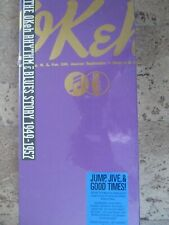 3 CD BOX SET THE OKeh RHYTHM & BLUES STORY 1949 - 1957 SEALED