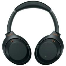 Sony Wh-1000Xm3 Bluetooth Noise Cancelling Wireless Headphones Wh1000Xm3 Black