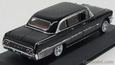 Limousines miniatures argentés 1:43