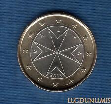 Malte 2013 - 1 Euro - Pièce neuve de rouleau - Malta