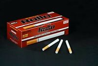 600 ROLLO RED ULTRA SLIM Tobaccoo Ciggarette filter tubes Memphis venti