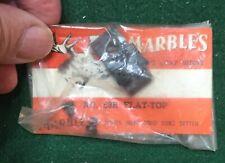 Marbles rear flat top folding rear sight for Remington Model 8, 81
