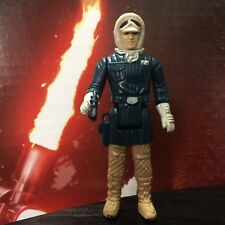 Star Wars Vintage Complete Original Han Solo Hoth Outfit Figure 1980