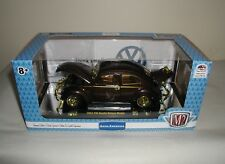 m2 machines auto-thentics gold chase 1952 vw beetle deluxe model release 67 new