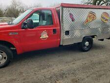 2005 Ford F-250 Xl Super Duty Canteen Food Truck