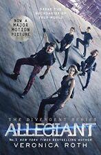 Allegiant (Divergent, Book 3),Veronica Roth- 9780008167165